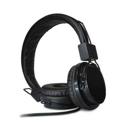 artpromo - O headphone FO615 KIMASTER conta com tecnologia de cancelamento de ruído ativo que proporciona um som de alta qualidade. Suas hastes são reguláveis e...
