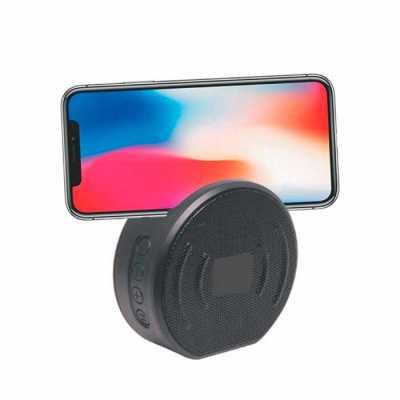 Bluetooth: Permite a transmissão de música sem a necessidade de fios  - Bateria recarregável que permite o transporte sem interromper a música  - Micr... - ArtPromo