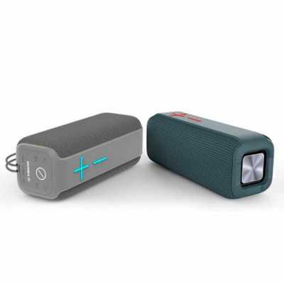 artpromo - Microfone embutido Atende chamadas telefônicas Wireless IPX6 Resistente à água Até 8 horas Entrada micro USB Entrada USB Rádio FM  • Potência: 10W RMS...