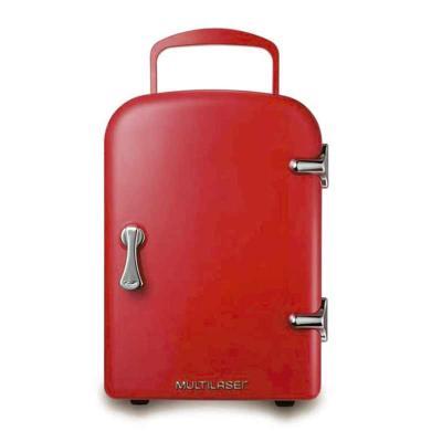 Super descolada e funcional, a geladeira retrô da Multilaser é perfeita para seu escritório ou re...