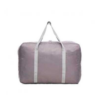Bolsa de viagem personalizável com logo.