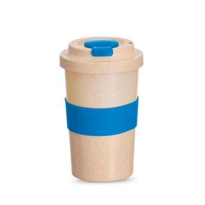 Copo Fibra de Bambu 450ml - Personalite Brindes