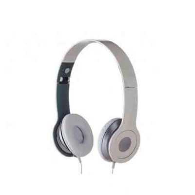 - Fone de ouvido articulável Personalizado, protetor em couro sintético com espuma e material plástico inteiro colorido com detalhes prata. Headfone de...