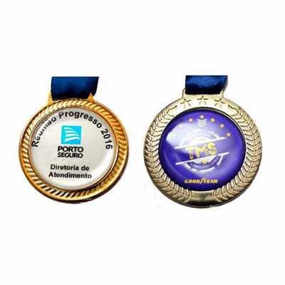 personalite-brindes - Medalha em metal