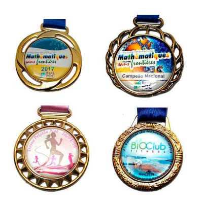 Personalite Brindes - Medalha em metal
