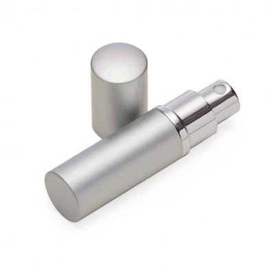Porta Perfume Alumínio de 8ml - Personalite Brindes