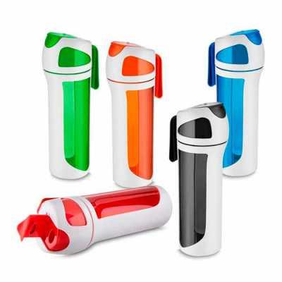 personalite-brindes - Garrafa Personalizada de Plástico