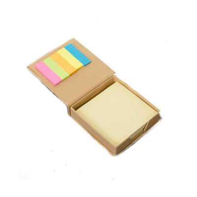 personalite-brindes - Bloco de anotações customizado com sticky notes