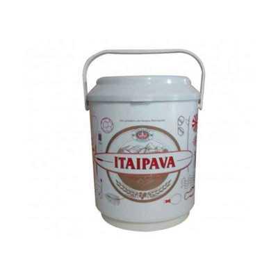 - Cooler 30 latas : peso 2,350 kg // 38 cm de altura externa X 30 cm de altura interna X 36 cm de diâmetro total X 30 cm de diâmetro interno. Temos opçõ...