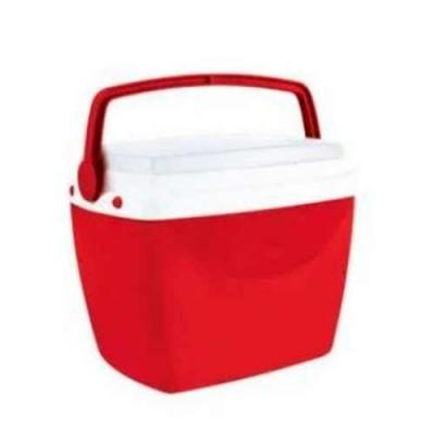 Caixa térmica 6 L - vermelha