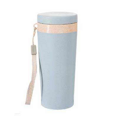 Copo Térmico Fibra de Bambu de 350ml