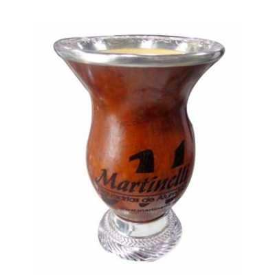imaginalle-presentes - Cuia tradicional com bocal cromado