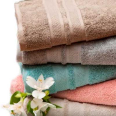 Kit 2 peças toalha de rosto e banho
