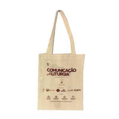 dandais-bolsas-promocionais - Sacola em Lonita, alça do mesmo material. Medidas aproximadas: 33 x 44. Logotipo em silkscreen ou tr
