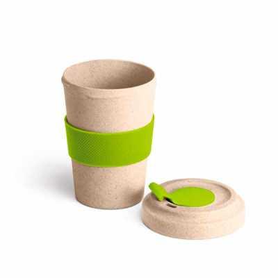 Copo para viagem em Fibra de bambu