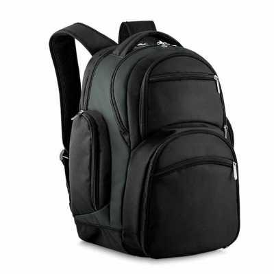 WXZ BRINDES FABRICAÇÃO  PRÓPRIA - Mochila Notebook com Compartimento Térmico Personalizada