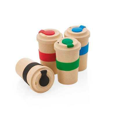 Copo em fibra de bambu Personalizado - WXZ BRINDES FABRICAÇÃO  PRÓPRI...