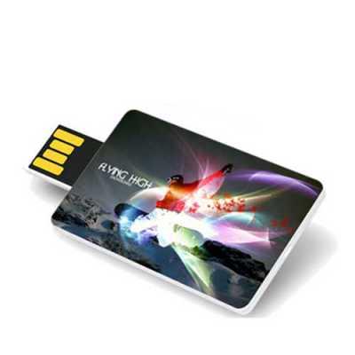 Pen Drive Card Retrátil Personalizado - WXZ BRINDES FABRICAÇÃO  PRÓPRI...