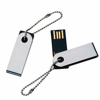 Pen drive giratório de 4GB e 8GB GRAVAÇÃO: LASER CASO QUEIRA UMA AMOSTRA VIRTUAL ENVIE SUA LOGO
