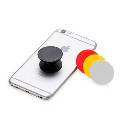 Pop Socket Para Brindes Com A Sua Logo TIPO DE GRAVAÇÃO: Silkscreen Pop Socket para Brindes