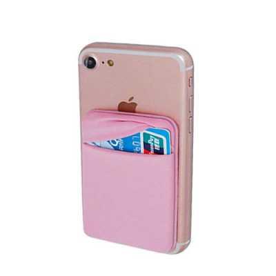 Porta cartão para celular Personalizada - WXZ BRINDES FABRICAÇÃO  PRÓPRI...