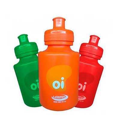 Squeeze 300ml plástico personalizado