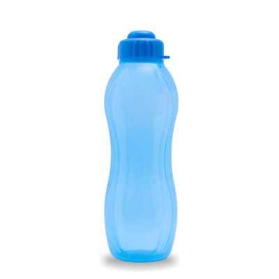 tecniq - Garrafa confeccionada em PP atóxico livre de Bisfenol A, Altura 214mm x Diâmetro 64mm  , ergonômica  é o produto perfeito para armazenagem de líquidos...