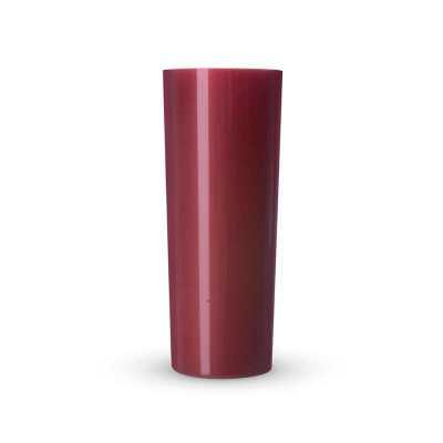 Copo long drink 330ml, material plástico com pintura perolada. - P&J Brindes