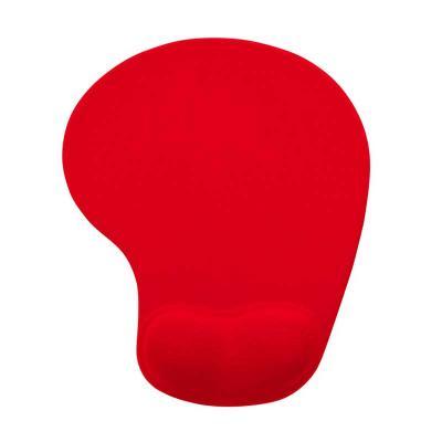 Mouse Pad vermelho