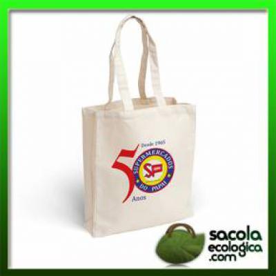 sacola-ecologica-com - Sacola para Supermercado