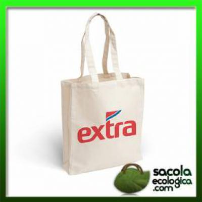 sacola-ecologica-com - Sacola Ecológica para Mercado