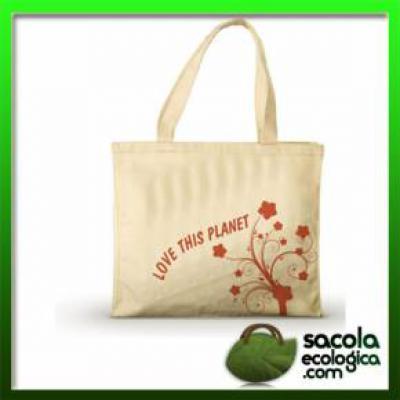 Sacolas Retornáveis Personalizadas - Sacola Ecológica.COM
