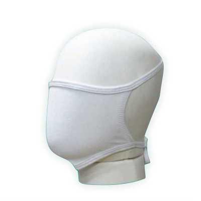 Máscara de Proteção Convencional Branca