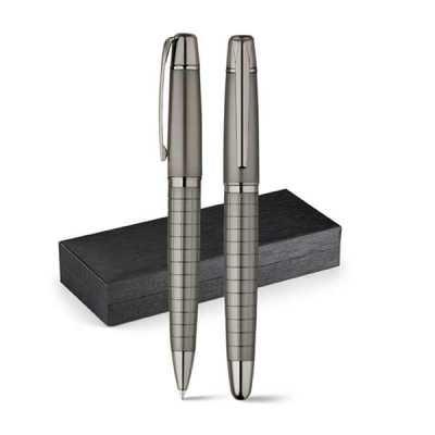 Conjunto de canetas esferográficas personalizado