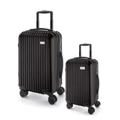 Conjunto de 2 malas de viagem executivo personalizada - Italy Brindes