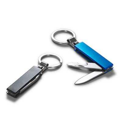 Porta chaves em metal - Conecta Brindes