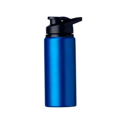 - Squeeze alumínio de 600ml. Squeeze de pintura fosca, possui tampa plástica rosqueável com alça e tampa para o bico. Quant. Mínima: 50 unidades • Medid...