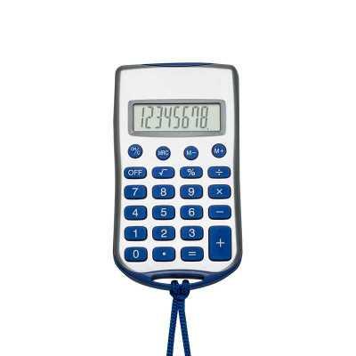 Calculadora com Cordão personalizada - Clark Brindes e Presentes Prom...