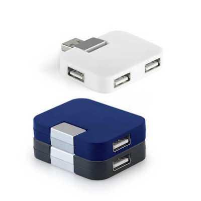 Hub USB 2.0 - Brinde Forte