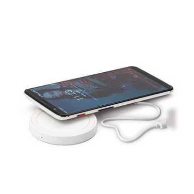 markhabrasil-brindes-personalizados - Carregador wireless fast