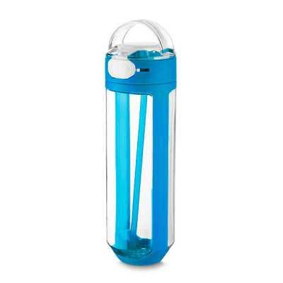 markhabrasil-brindes-personalizados - Garrafa plástica 770ml com bico e trava de segurança