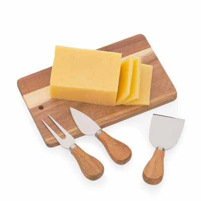 Kit queijo 4 peças