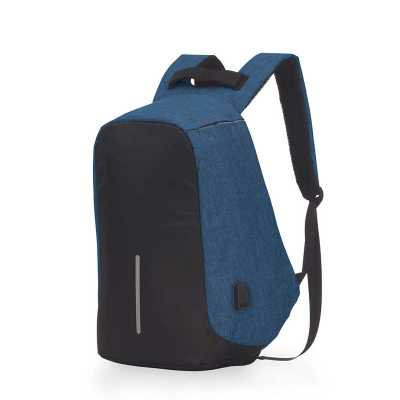Mochila p/ notebook, anti-furto