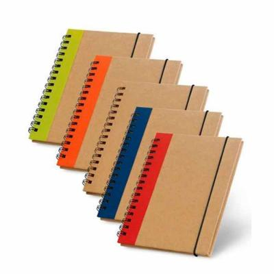 Caderno Capa Dura Ecológico 93428