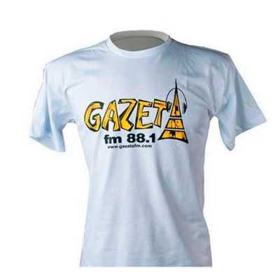 Camiseta Personalizada - Mil Brindes