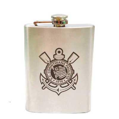Cantil Porta Whisky 7 OZ - Mil Brindes