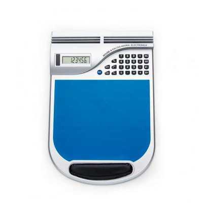 Mouse Pad com Calculadora Solar - Mil Brindes
