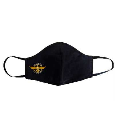 Máscara promocional de tecido para proteção facial