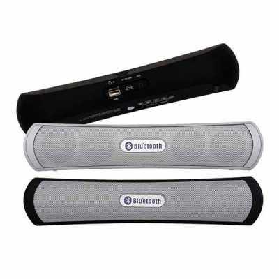 Caixa de som bluetooth/wireless emborrachada - Salluz Brindes