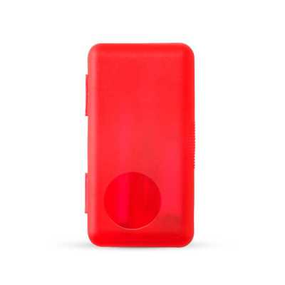 Kit manicure em estojo plástico